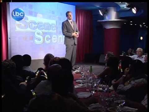 Scene Scene 1 - Chady Maroun imitates a whole politicians' list