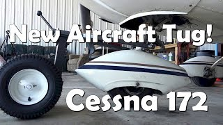 Powered Aircraft Tow for Cessna's! PLUS a C172 flight to Commerce, TX