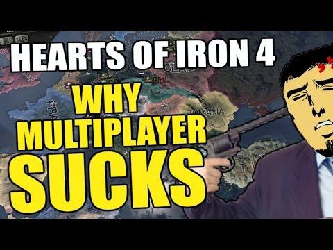 Hearts Of Iron 4: WHEN THE REVOLUTION GOES BAD - FÜHRERREICH