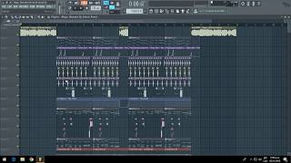 KSHMR - Magic (Fl Studio Remake By Patrick Reed) + FLP