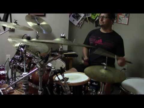 JP Drumming over Herbie Hancock  Mercy Street
