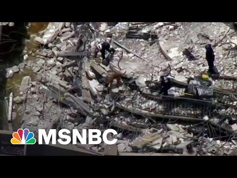 Florida Condo Collapse Death Toll Rises To 9, Search and Rescue Continues