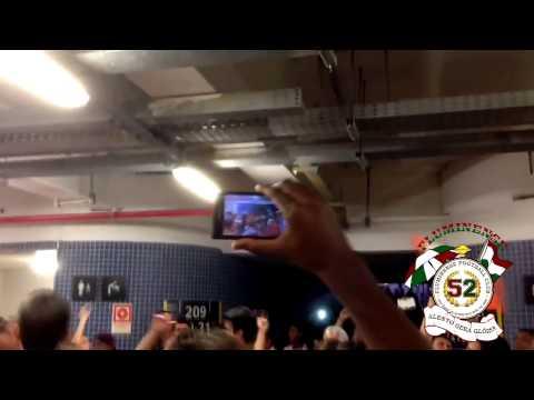 """""""Bravo 52 - Fluminense 3X1 Botafogo - Melhores momentos da torcida"""" Barra: O Bravo Ano de 52 • Club: Fluminense"""