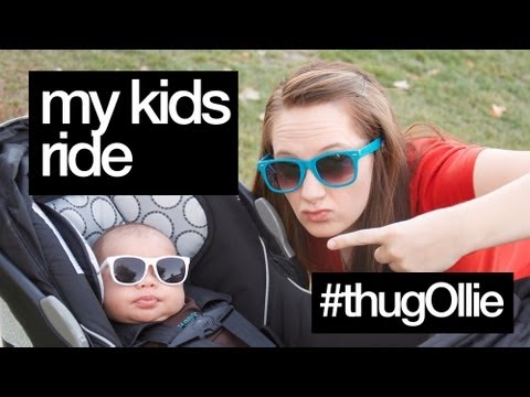 MY KID'S RIDE – Britax B-Agile Travel System Review
