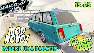 NOVO MOD CARRO - MY SUMMER CAR - SEDAN VAZ 2105 - Самые