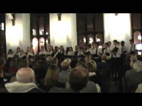 Ceremony of Carols - Lully, Lulla, Lullay - Chamber Choir