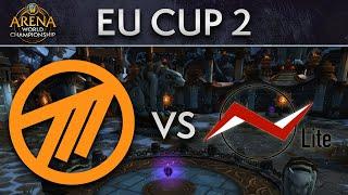 Method Black vs nLite | EU Lower Finals | AWC Cup 2