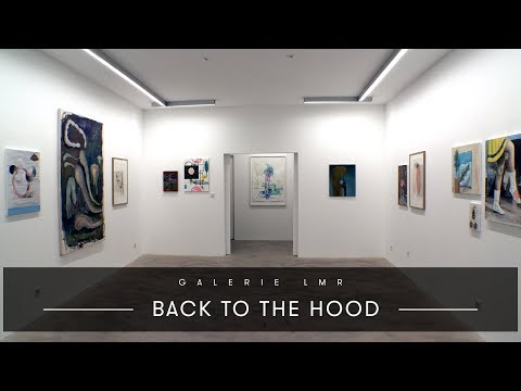 Galerie La Mauvaise Reputation - Back to the hood