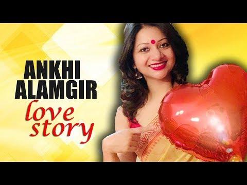 নিজের প্রেম নিয়ে ভয়ংকর অভিজ্ঞতা বললেন আঁখি আলমগীর । Ankhi Alamgir Love story