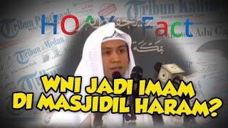 Benarkah Orang Indonesia Menjadi Imam di Masjidil Haram? Ini Faktanya