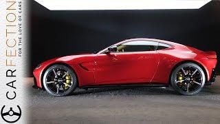 The Brand New Aston Martin Vantage  - Carfection