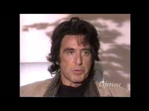Al Pacino 1993 Barabra Walters Interviews Of A Lifetime