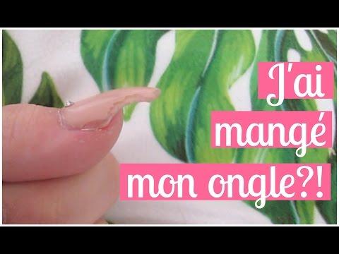 Comme éloigner le microorganisme végétal sur les ongles de longle