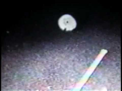 Real UFO encounter caught on tape.  Space Shuttle Tether and aliens.