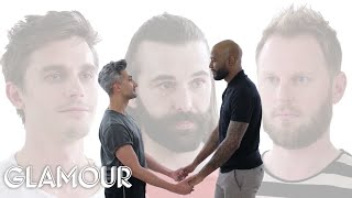 Queer Eyes Stars Take A Friendship Test | Glamour
