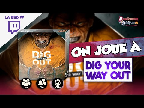 vidéo Dig your way out