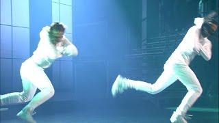 Wauw! Sterk voetenwerk van nieuw koppel Gill en Dane!   So You Think You Can Dance   VTM