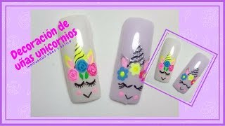 Uñas De Unicornio Paso A Paso Faciles Free Video Search Site