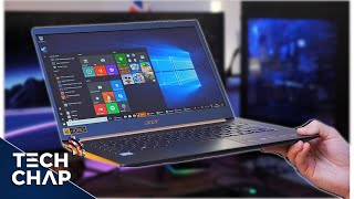 """Acer Swift 5 (2018) Review - The LIGHTEST 14"""" Laptop Ever? 