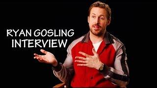 Ryan Gosling Interview On La La Land 2016 Movie