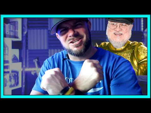 """A message to George R.R. Martin about """"The Winds of Winter"""" Delay"""