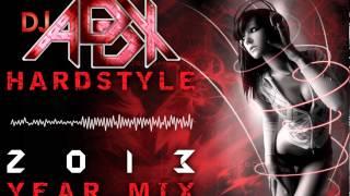 DJ Addx – Hardstyle 2013 Year Mix