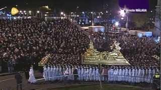 preview picture of video 'Cristo de la Buena Muerte II (Semana Santa Málaga 2013 - Mena - Legión España)'