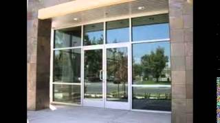 commerciel entry doors