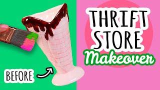 Thrift Store Makeover #10