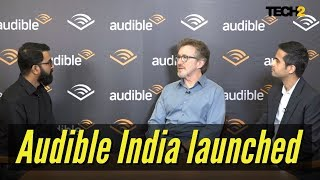 All the details about Audible India's launch and audiobooks | Tech2Talks