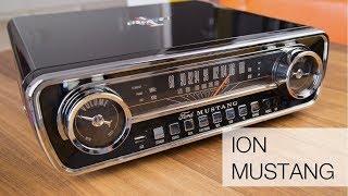 Обзор ION Mustang