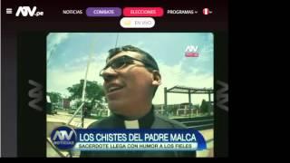 REPORTAJE EN ATV NOTICIAS