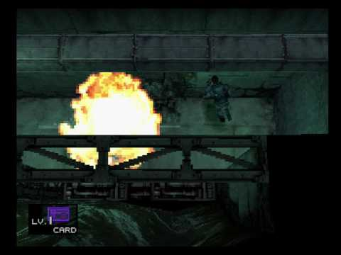 [TAS] PSX Metal Gear Solid: Integral