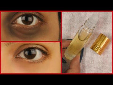Eye Roll On to Get Rid of Dark Circles / Wrinkles / Puffy Eyes /RABIA SKIN CARE
