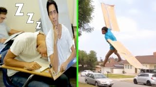 The Most Satisfying Magic Tricks Vine Video In The World | Funny Magic Vines of Zach King
