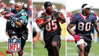 Best Hands Competition (2007) | NFL Pro Bowl Skills Challenge