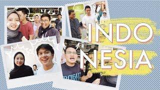 Indonesia!!! 🇮🇩🇮🇩 (cuma seminggu) ⚡️😭 | Videonya Gita eps. 147