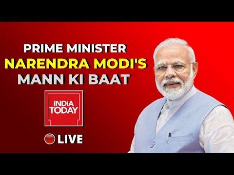PM Modi Addresses Nation Through Mann Ki Baat On COVID-19 Unlock -1