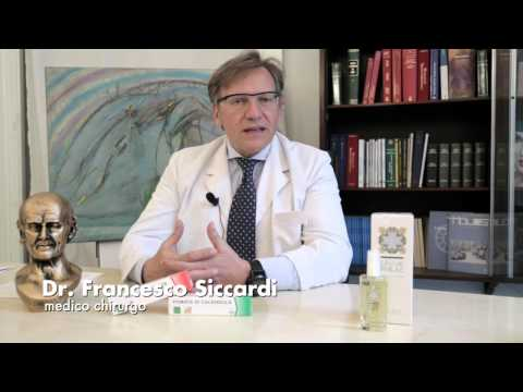 Forma limitata di eczema in remissione permanente