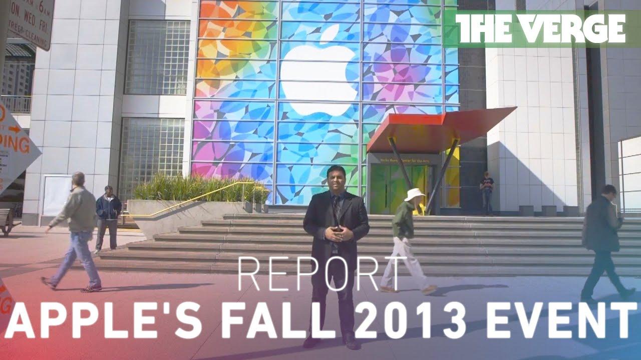 iPad Air, Mac Pro, and lots of Retina: Apple's fall 2013 event thumbnail