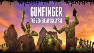 GUNFINGER  - The Zombie Apocalypse By Pixel Toys -iPAD - Iphone APP