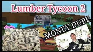 HOW TO DUPE MONEY SOLO LUMBER TYCOON 2