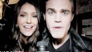 Nina Dobrev & Paul Wesley - Something About You