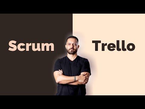Scrum + Trello