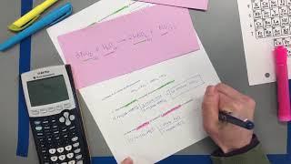 Stoichiometry Worksheet #s 9-12