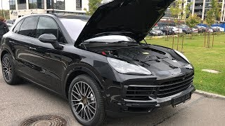 Новый Porsche Cayenne Turbo! 8 миллионов за ведро ! Куда ушло качество ?