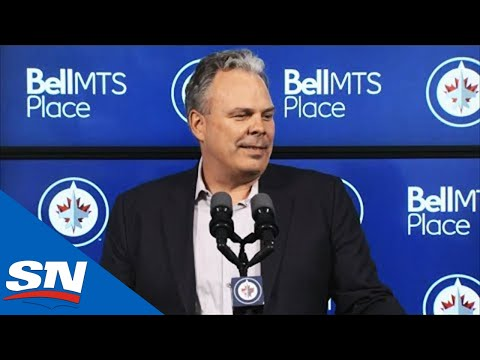 Winnipeg Jets GM Kevin Cheveldayoff Speaks As Free Agency Kicks Off