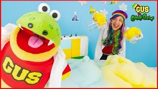 Elephant Toothpaste Science Experiment Giant Foam Explosion!!!
