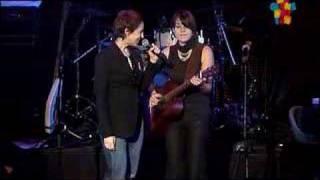 Duo Stacey Kent et Keren Ann - live Ma Génération