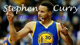 """Stephen Curry """"Stranger Things"""" Mix ~ 2017/2018"""
